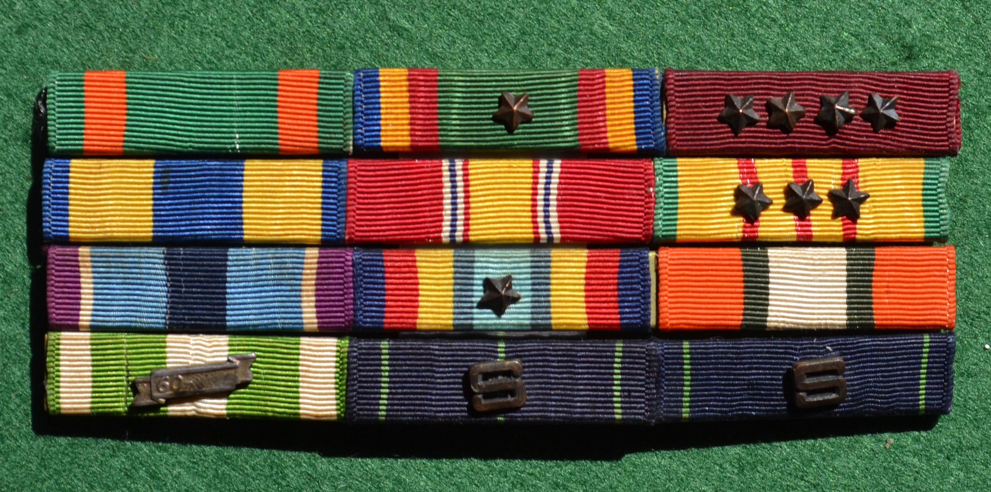 Ribbons, Miniature Medals and Devices  – usmilawards com